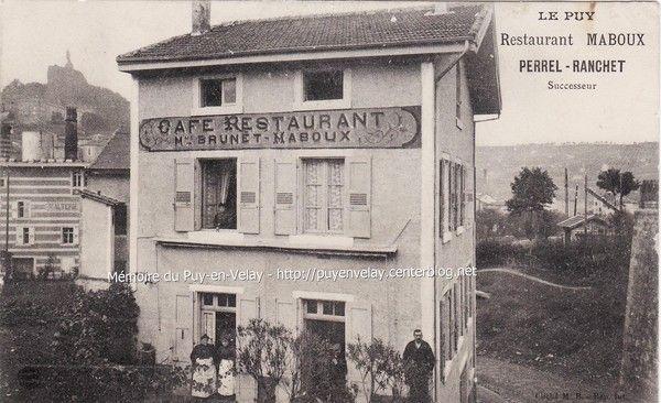 Restaurant MABOUX