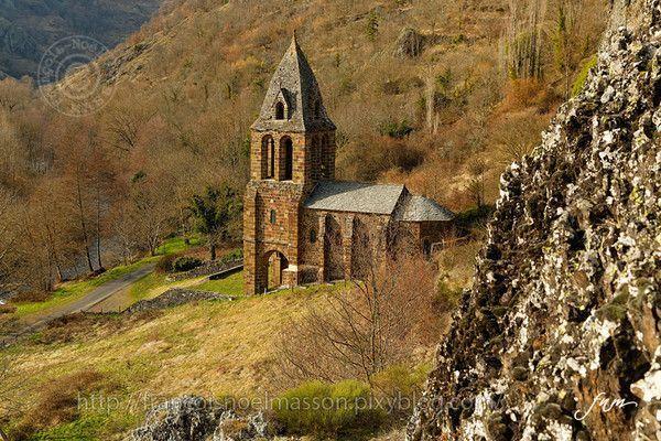La chapelle de Sainte-Marie des Chazes