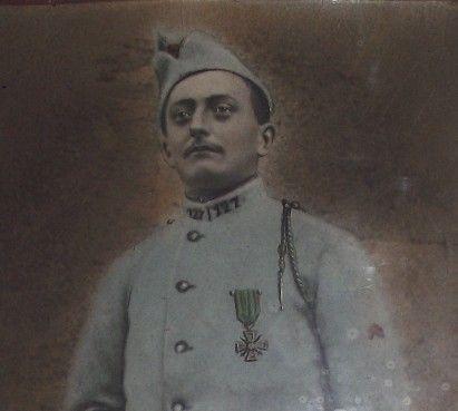 Alphonse Civier, soldat de la grande guerre