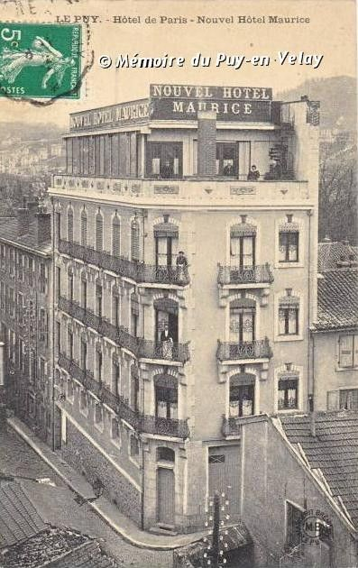 Cartes postales anciennes page 16 - Nouvel hotel paris 12 ...